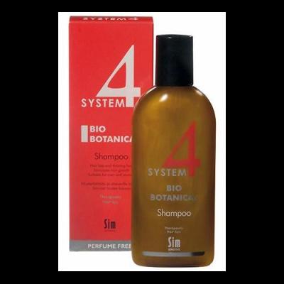 Био-Ботанический шампунь SIM SENSITIVE System4 100мл: фото