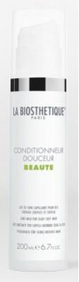 Кондиционер для придания волосам шелковистой легкости La Biosthetique Conditionneur Douceur 200мл: фото