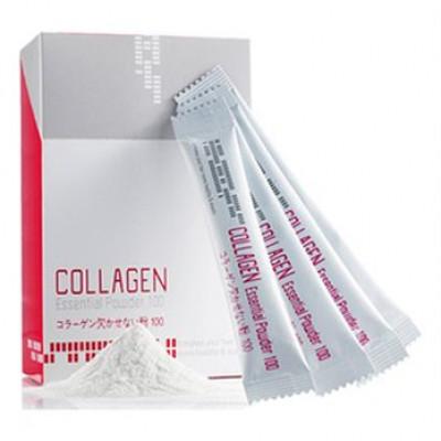 Восстанавливающая коллагеновая пудра для волос Welcos Mugens Collagen Essential Powder 3гр: фото