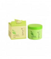 Крем очищающий Welcos Green Tea Fresh Cleansing Cream: фото