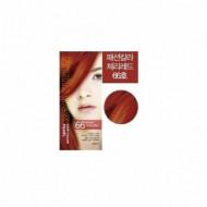 Краска для волос на фруктовой основе Fruits Wax Pearl Hair Color #66 60мл*60гр: фото