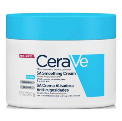 Крем смягчающий для сухой, огрубевшей и неровной кожи CeraVe 340г: фото