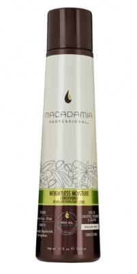 Кондиционер увлажняющий для тонких волос Macadamia Weightless moisture conditioner 300мл: фото
