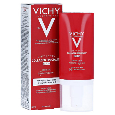 Крем-лифтинг VICHY Liftactiv Collagen Specialist SPF25 50мл: фото