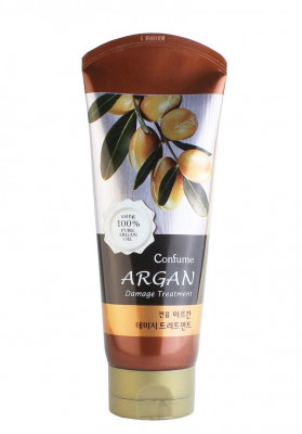 Маска для поврежденных волос Welcos Confume Argan Hair Treatment 200г: фото