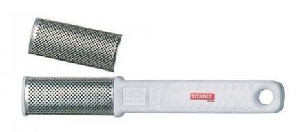 Рашпиль для педикюра двусторонний Titania: фото