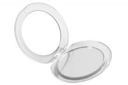 Зеркало карманное складное Titania 60 мм: фото