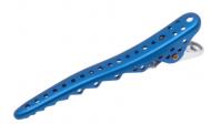 Зажимы для волос Y.S.PARK Shark Clip синие 8шт: фото